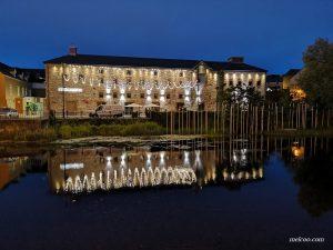 Old Buildings of Sligo Andersons Brewery