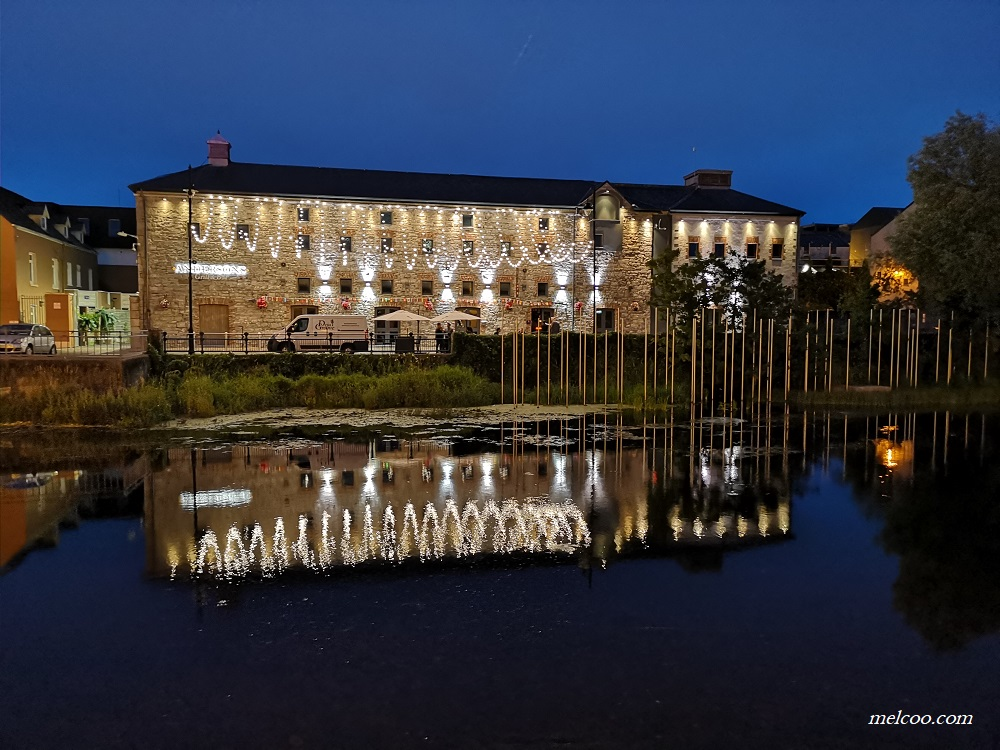 Old Buildings of Sligo Andersons Brewery