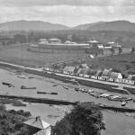 Riverside Sligo Armstrongs Row 1890s NLI Lawrence collection
