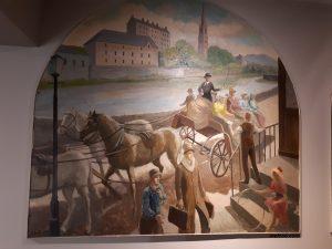Cockran's Mall Sligo in the 19th Century