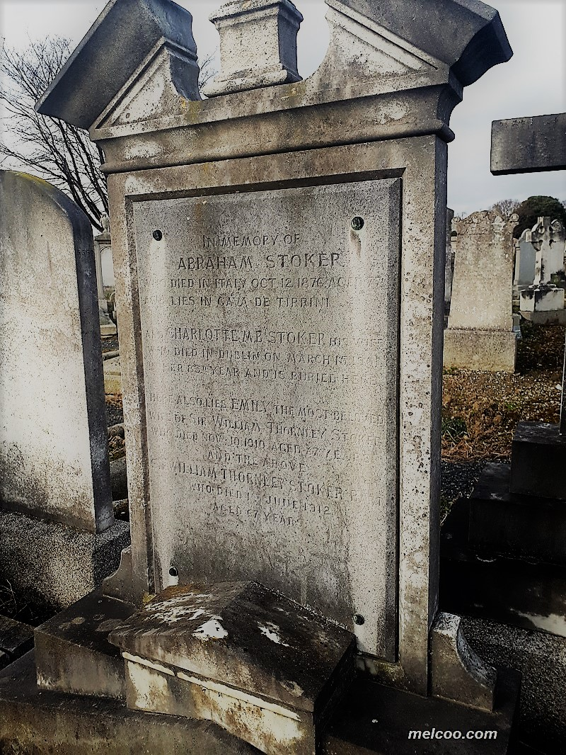 Charlotte Thornley grave